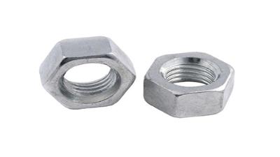 碳钢和合金钢螺母的加工工艺和表面处理