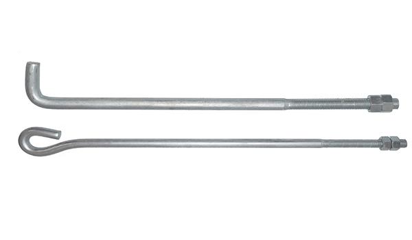 l型地脚螺栓9字型地脚螺栓