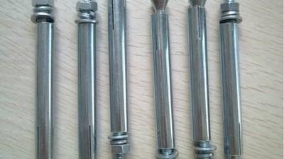 膨胀螺栓出厂前的四种查验办法