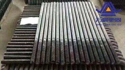 钢结构地脚螺栓正确的预埋方法和转角原理