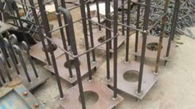 地脚螺栓安装