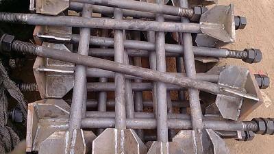 简述地脚螺栓连接式