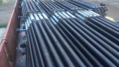 设备基础检验的预埋活动地脚螺丝锚板