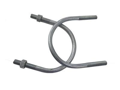 管道U型螺栓