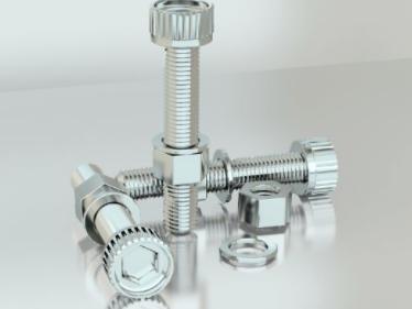 内六角螺栓的硬度等级和优点
