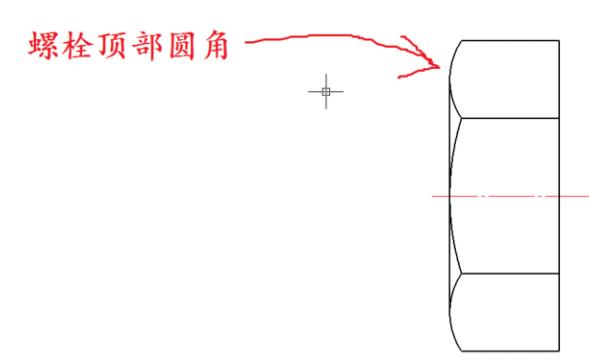 螺栓画法1