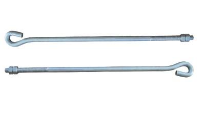 电镀锌地脚螺栓的优点