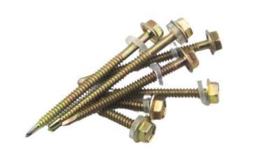 自攻平尾螺丝与机丝牙螺丝如何区别