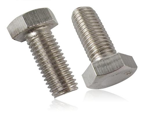厂家直销 4.8级M10外六角螺栓型号齐全 质量保证 可镀锌 达克罗