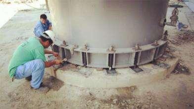 河北地脚螺栓厂家施工后保护