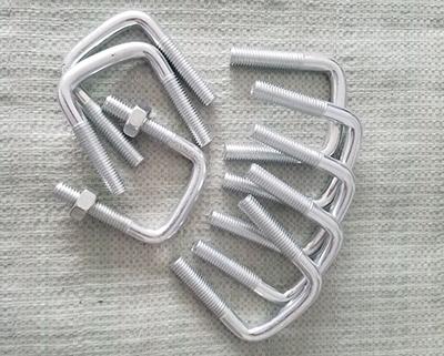镀锌U型螺栓