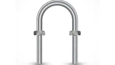 U型螺栓的内档弧线