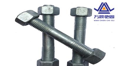 钢结构螺栓的用途