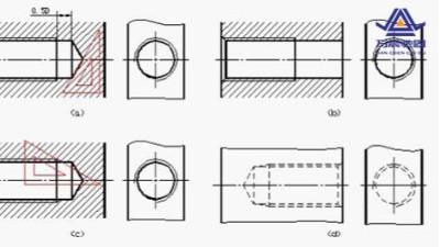 地脚螺栓规范以及螺纹标准