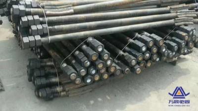 地脚螺栓的用途及埋置方法