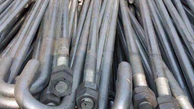 地脚螺栓厂家介绍地脚螺栓弯钩制作和安装流程