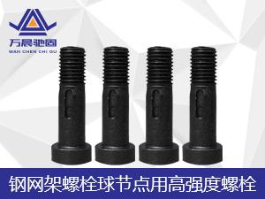 GB/T 16939-2016 钢网架螺栓球节点用高强度螺栓