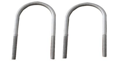 U型地脚螺栓如何装置?
