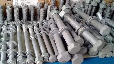热镀锌螺栓厂家介绍热镀锌螺栓