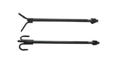 单头地脚螺栓与双头地脚螺栓的区别是什么?