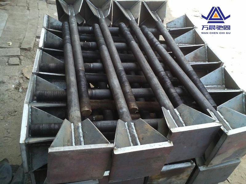 河北地脚螺栓厂家介绍地脚螺栓的组装方法和注意事项