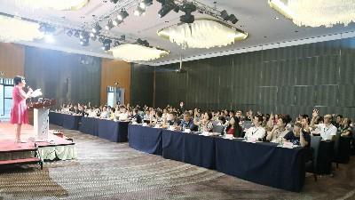 浙江省紧固件行业协会第三届二次 会员代表大会在海盐召开