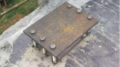 地脚螺栓安装检验方法