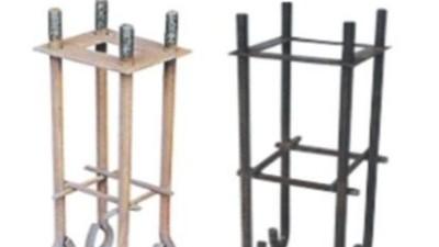 地脚螺栓厂预埋螺栓与地脚螺栓固定