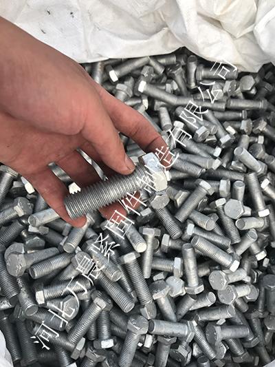 地脚螺栓的链接方法