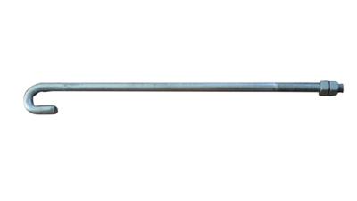 地脚螺栓厂家埋深和弯钩技术的介绍