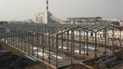 地脚螺栓厂家钢结构厂房质量控制