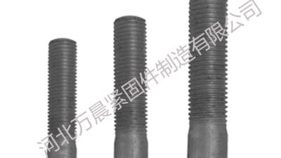 热镀锌螺栓厂家的形状介绍