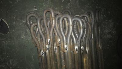 永年地脚螺栓厂家弯钩的制作方法