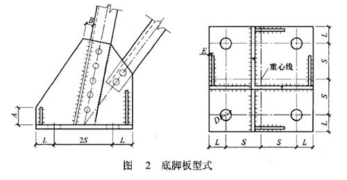 地脚螺栓的连接方式