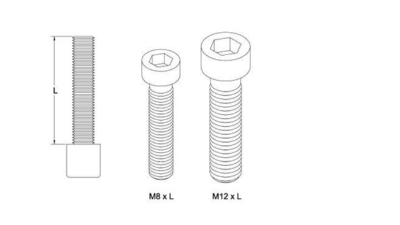 螺栓中M代表什么意思