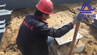 地脚螺栓厂家讲诉地脚螺栓的用途和偏差