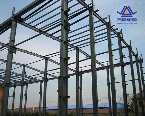 【万晨驰固】-地脚螺栓-钢结构-厂房