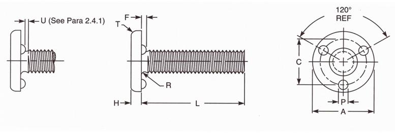 U3型焊接螺栓