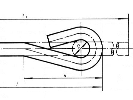 GB 799-88 地脚螺栓