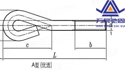 河北地脚螺栓厂家介绍M27地脚螺栓