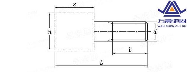 M27地脚螺栓