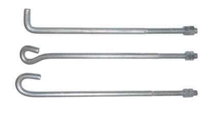 地脚螺栓的简介及与双头螺栓的区别