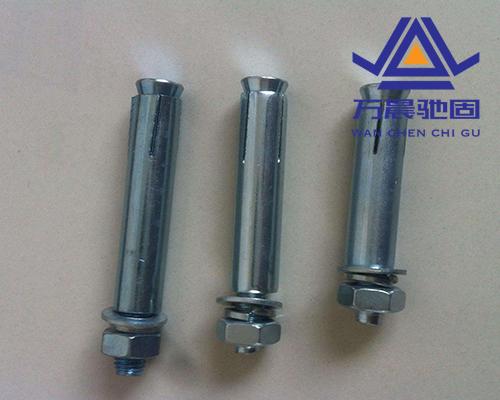 【万晨紧固件】-膨胀螺栓-地脚螺栓-安装方法
