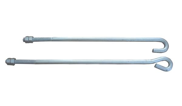 高强度伞把型地脚螺栓-九字型地脚螺栓
