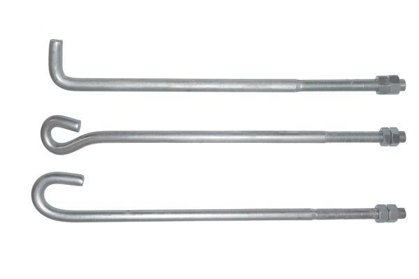 【万晨弛固】l型地脚螺栓9字地脚螺栓j型地脚螺栓