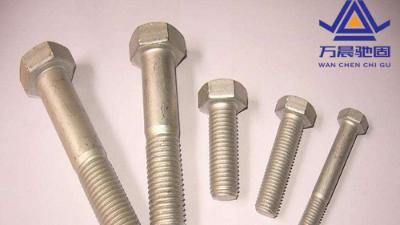 热镀锌螺栓的后期处理
