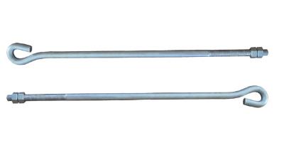 介绍高强度地脚螺丝的分类和外六角螺丝的防松方法