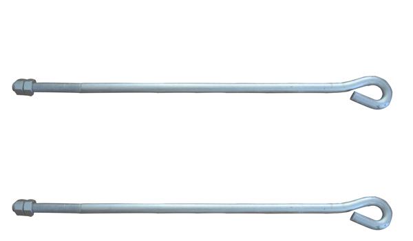 九字型地脚螺栓