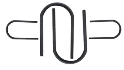 U型螺栓的标准 U型螺栓的介绍
