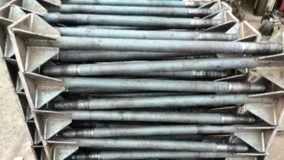 地脚螺栓厂家浅谈地脚螺栓与双头螺栓的差异